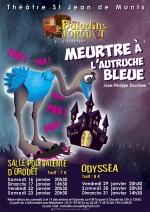 2016 - Meutre à l'Autruche Bleue