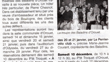 Ouest France 10-12-2016