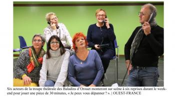 Ouest France du 04-12-2018
