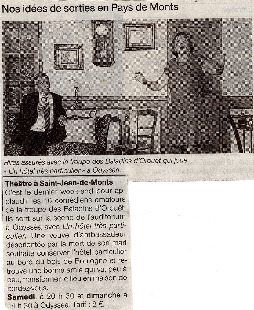 Ouest France 26-01-2017