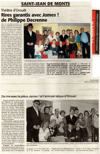 Saison 2007-2008 - Article 2