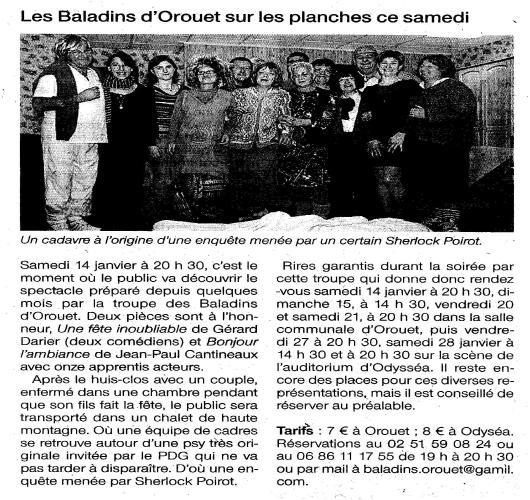 Saison 2011-2012 - Article 3