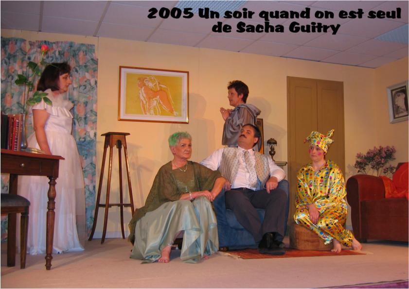 2005 - Un soir quand on est seul