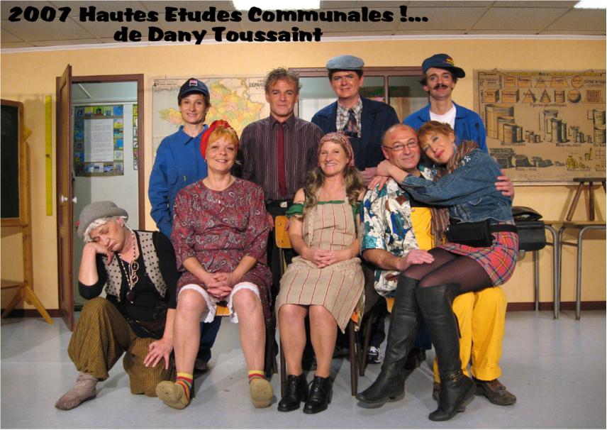 2007 - Hautes Etudes Communales !...