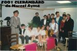 2001 - Clerambard