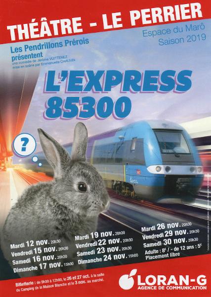L'Express 85300