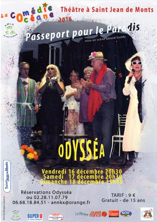 Passeport pour le Paradis